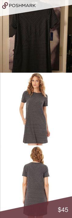 Cute gray dress Gray simple dress Apt. 9 Dresses