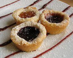 must make jam cookies