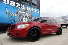 Dodge Caliber Rims & Mag Wheels