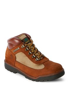 Timberland (Kids Boys) Brown Field Boots