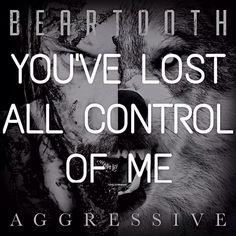 Beartooth lyrics   Aggressive