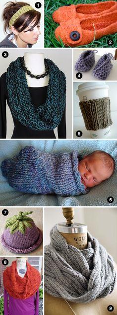 Mmmm... more crochet projects!  Wahoo!