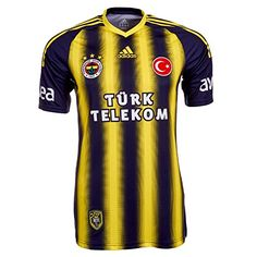 newest a2fc6 b7ed3 Maglietta Calcio - Adidas maglia Fenerbahce Istanbul - misura M