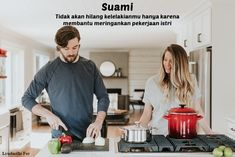 Lyudmilla Fay : Kepada Suami Istri Bukan Robot Yang Tidak Bisa Lelah Signs Guys Like You, A Guy Like You, Thinking Of You, Oven, Bring It On, How Are You Feeling, Cooking, Cutlery, Cookware