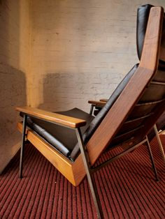 Gelderland Armchair by Bob Parry