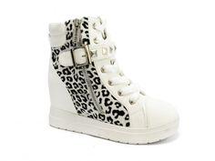 Sneakers dama cu imprimeu leopard Jaguar Alb - MuJeR.ro http://www.mujer.ro/sneakers-dama-cu-imprimeu-leopard-jaguar-alb