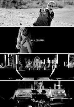 If I don't think I am a princess then you are right. I am the fucking queen. Felicity Smoke, Arrow Felicity, Oliver And Felicity, Team Arrow, Arrow Tv, Supergirl Dc, Supergirl And Flash, Tv Show Life, Dc Comics