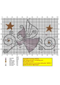 fée - fairy - point de croix - cross stitch - Blog : http://broderiemimie44.canalblog.com/