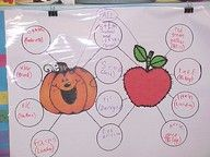double bubble thinking maps for kindergarten - Google Search