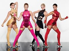 According to experts, salsa dancing can burn up as many as 10 calories per minute. Best of all, it's really easy to learn the salsa and a great way to get Girls Dance Costumes, Lyrical Costumes, Jazz Costumes, Dance Outfits, Dance Fashion, Cute Fashion, Baile Jazz, Tribal Belly Dance, Dance Poses