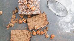 Cake à la farine de lupin