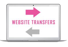 HOW TO TRANSFER YOUR WEBSITE.