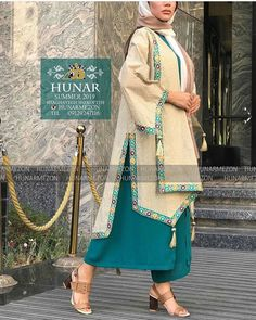 Work Dresses For Women, Elegant Dresses For Women, Stylish Clothes For Women, Iranian Women Fashion, Muslim Fashion, Hijab Fashionista, African Print Fashion, Mode Hijab, Fashion Sewing