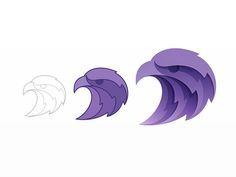 Eagle by Yoga Perdana | Logo | Project | Design | Graphic Design |