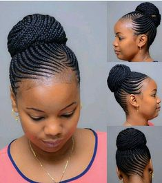 95 Wonderful Cornrow Updos Hairstyles In 47 Of the Most Inspired Cornrow Hairstyles for Cornrow Braids Hairstyles Updo Tutorials Videos, Number E Cornrow Updo Hairstyles for Black Women S, 50 Cool Cornrow Braid Hairstyles to Get In Cornrow Updo Hairstyles, Black Girl Braided Hairstyles, Black Girl Braids, Braids For Black Hair, My Hairstyle, Girls Braids, African Hairstyles, Girl Hairstyles, Summer Hairstyles