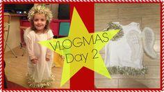 VLOGMAS Day 2 - A Christmas Angel | Life With Pink Princesses