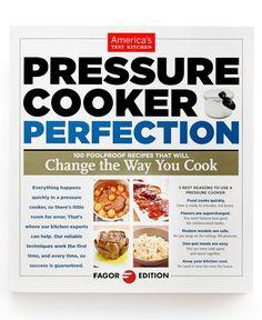 Fagor America's Test Kitchen Cookbook