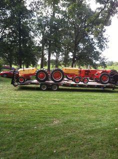 Family tractors