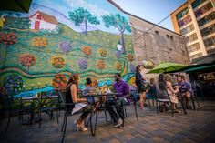 More than 30 warm-weather spots for al fresco beers in Philly...
