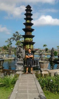 Tirta Gangga #Karangasem #Bali
