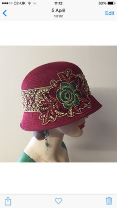 b8aeb222 15 Best Vintage Downton Abbey Style Cloche Hats images in 2016 ...