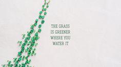 the grass is greener desktop