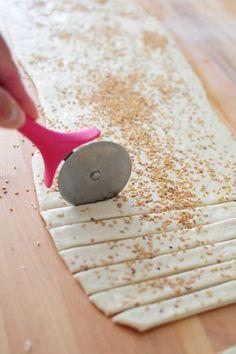 Les gressins ou gressinis - La popotte de Manue