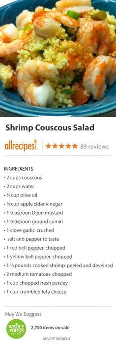 ideas about Shrimp Couscous on Pinterest | Couscous, Pineapple Shrimp ...