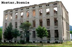 Mostar, Bosnie 2005