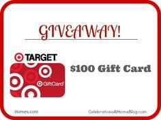 target card giveaway