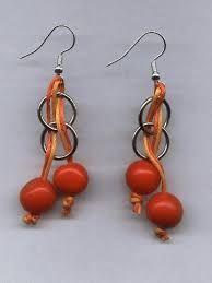 Resultado de imagen para bisuteria aretes artesanales
