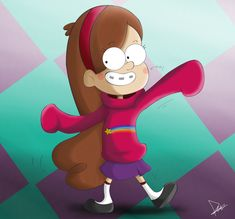 Mabel -Profile- by The-Butcher-X.deviantart.com on @DeviantArt