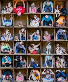 Fun spring family photo idea Definitely my favorite photography project to date Theresa Muench Photography