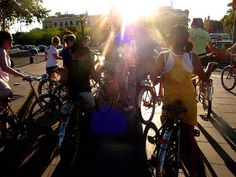The perfect way to discover Barcelona |Guided Bike Tour.  http://www.letstour.com/Barcelona/Bicycle-Tours/