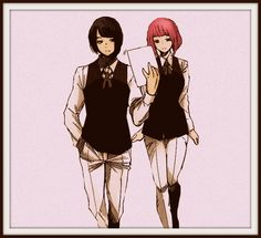 Ihei Hairu & Ui Koori - TG:re Chapter 45