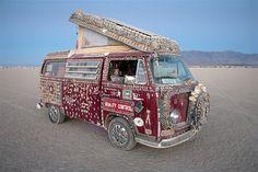 Image: Pop-up camper (© Scott London, http://www.scottlondon.com/burningman)