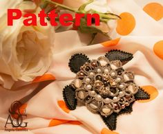 pattern diagramm tutorial Master Class for the by AngelaGambka