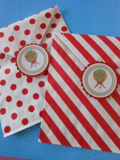 Birthday Goody Bags With Candy Land Tag12 by ASweetCelebration, $15.00
