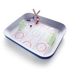 Tabletop Ice Hockey | All Family Winter Crafts | FamilyFun