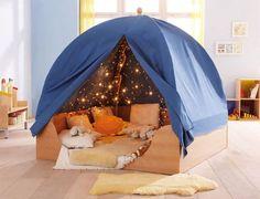 Cabane pour enfant d'intérieur LE PALAIS DE LA DÉCOUVERTE HABA France