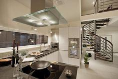 Finde Moderne Küche Designs In Weiß: . Entdecke Die Schönsten Bilder Zur  Inspiration Für Die