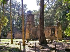These 7 Trails In Florida Will Lead You To Extraordinary Ruins