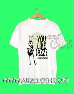 You Like Jazz Bee Movie T-Shirt //Price: $12 //     #Trendfashion