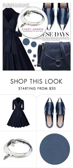"""""""# II/19 Lizzy James"""" by lucky-1990 ❤ liked on Polyvore featuring Miu Miu, Lizzy James and Kjaer Weis"""