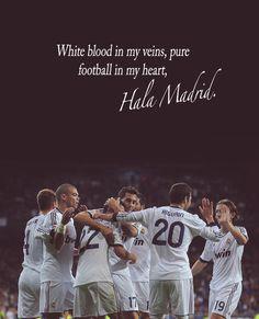 ¡Hala Madrid!  That's me!!