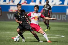 Rivalry Between Red Bulls and D.C. United Reignites