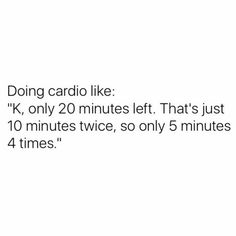 Totally did this today on the stair master!! I think it made 40 Minutes go buy faster! Lol