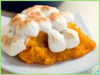 I Can't Believe It's Not Sweet Potato Casserole Recipe | Holiday | Hungry Girl TV Show