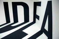 Corner Typography