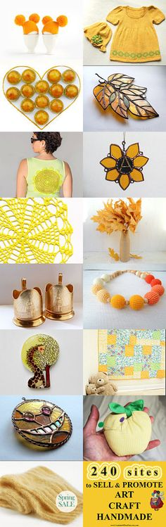 Treasury of True Fairy. Sunny day. by Anna True Fairy on Etsy--Pinned+with+TreasuryPin.com